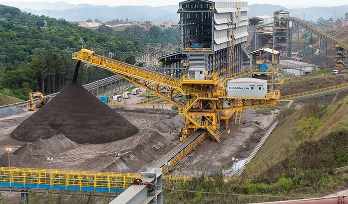 Resultado de imagem para Vale  produção de minério de ferro