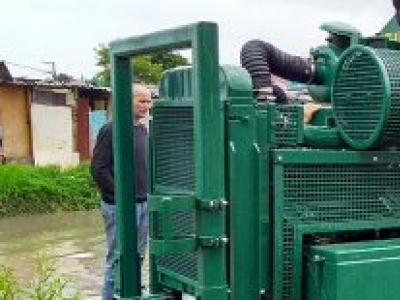 Itubombas auxilia empresas de saneamento e mineração em situações emergenciais