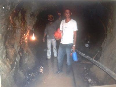 Técnico em mineração