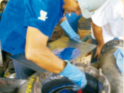 Mineradoras podem reduzir custos com a restauração de bombas