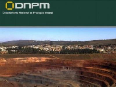 Departamento Nacional de Produção Mineral realiza Processo Seletivo para Estagiários