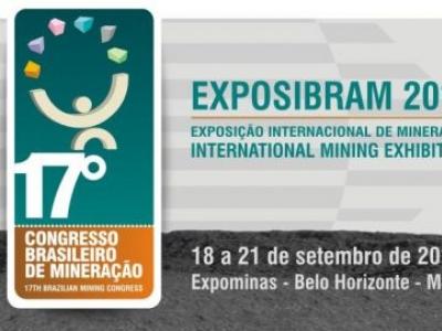 IBRAM promove a 17ª edição da EXPOSIBRAM