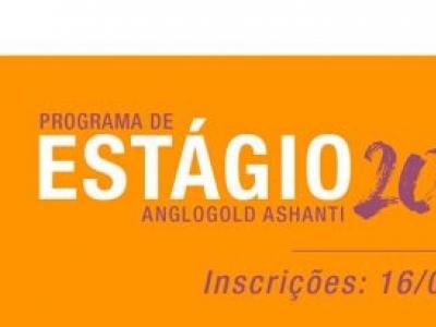 Programa de Estágio Anglogold Ashanti