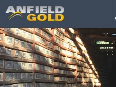 Anfield Gold Announces Updated NI 43-101 Mineral Resource Estimate for Coringa Project