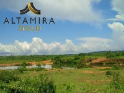 Altamira Gold Corp. Announces Commencement of Trenching Program at Cajueiro Project, Brazil