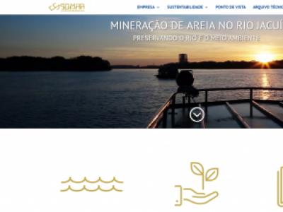 SOMAR Mineradora lança novo site institucional