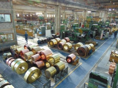 Metalurgia: Nova unidade da Cecil incrementará em 25% o faturamento de 2018