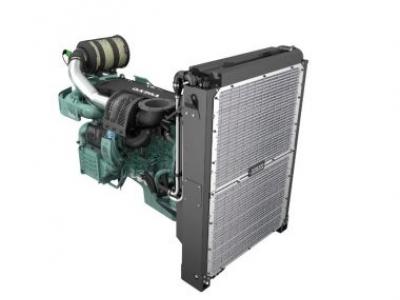 Caminhões, motores industriais e equipamentos de construção: Volvo mostra sinergia na Fenatran