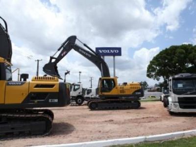 Concessionária do Pará é a primeira do Brasil o oferecer todos os produtos do Grupo Volvo