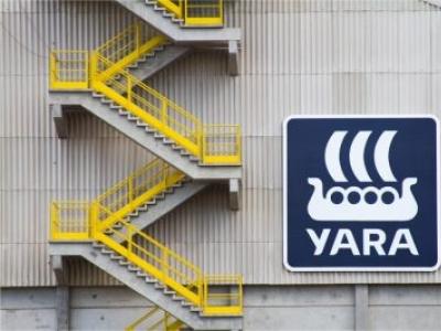 Yara assina acordo para compra da Vale Cubatão Fertilizantes