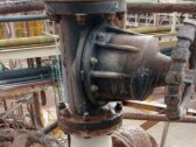 Mineradoras mantêm bandagem em estoque para reparar vazamentos de tubulações em minutos