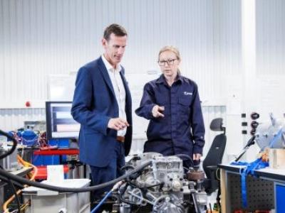 Volvo Penta traça meta para soluções 100% eletrificadas até 2021