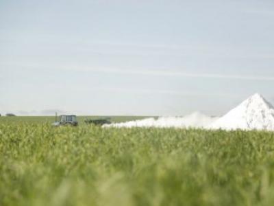 Calcário agrícola gera emprego e aumenta a renda do produtor