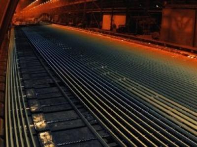 Produção brasileira de aço bruto recua 8,5% em maio