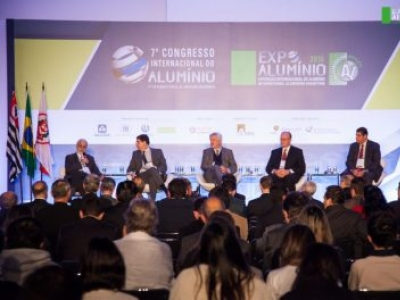 Congresso Internacional do Alumínio oferecerá mais de 70 horas de conteúdo aos profissionais do seto