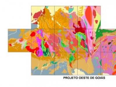 CPRM lança novos produtos de cartografia geológica dos estados de Goiás e Tocantins
