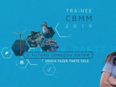 Programa Trainee CBMM 2019