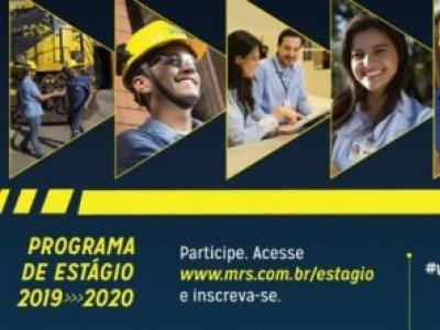 Inscrições abertas para o Programa de Estágio MRS Logística 2019