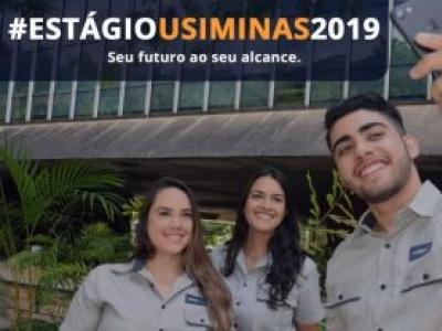 Programa Estágio 2019 Usiminas