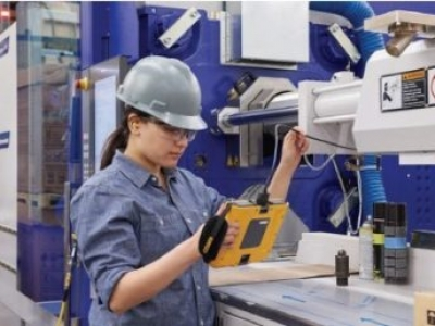 Como inspecionar equipamentos industriais