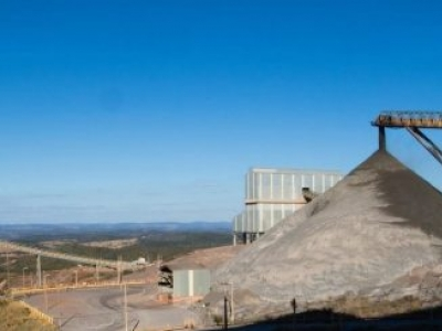 Anglo American está pronta para retomar as operações de minério de ferro do Minas-Rio