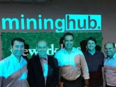 Accenture é parceira do Hub de Mineração, espaço de inovação inaugurado em Belo Horizonte