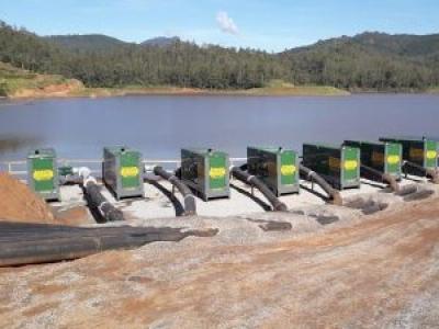 Itubombas apresenta solução de bombeamento para estabilidade de barragens