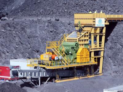 Exposibram 2019: Thyssenkrupp destaca britador de rolos excêntrico e portfólio para mineração 4.0