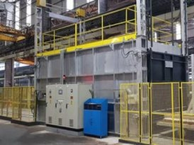 TM implanta novo forno para tratamento térmico de tubos em ligas especiais de Cobre