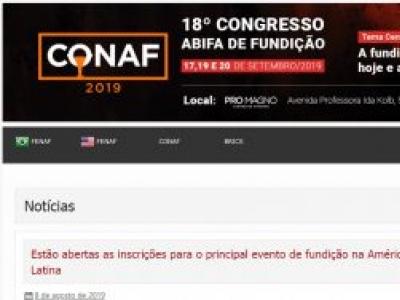São Paulo sedia maior evento do setor de fundição da América Latina