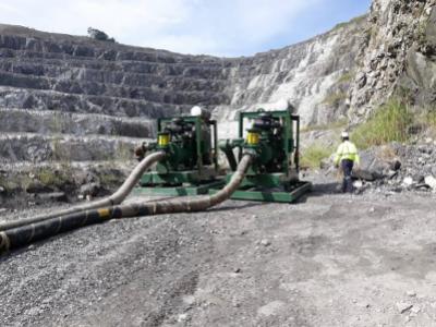 Soluções de bombeamento da Itubombas são adotadas em mineradora de Cajati (SP)