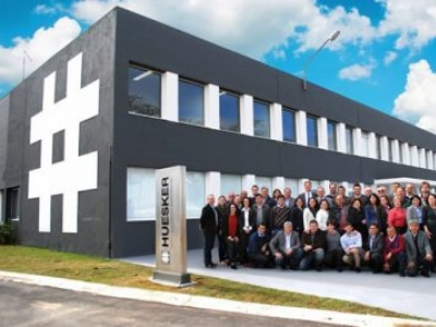 A New, Expanded Geosynthetics Headquarters for HUESKER Brazil