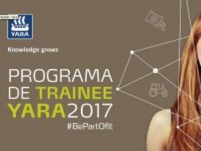 Yara busca jovens curiosos e com espírito de colaboração em Programa de Trainee